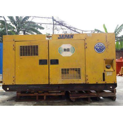 Thu mua máy phát điện Denyo cũ